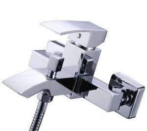 выбрать смеситель в ванную комнату