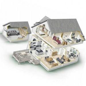 установка системы умный дом