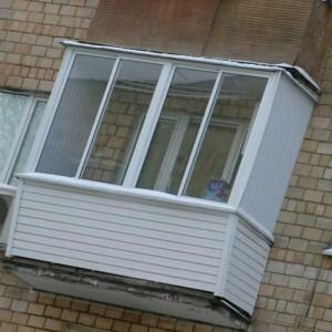 Защита балконов и лоджий