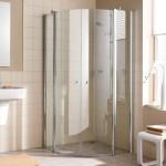 Что установить в ванной комнате: душевой уголок или чугунную ванну?