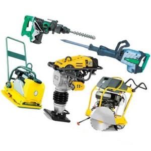 покупка строительного оборудования
