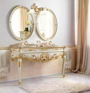 Дорогая мебель для ванной