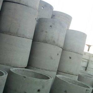 Железобетонные изделия в строительстве колодцев