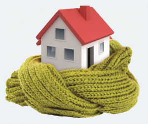 теплоизоляция стен жилого дома