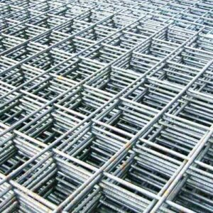 Области применения металлической сетки