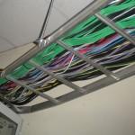 Прокладка кабельной трассы